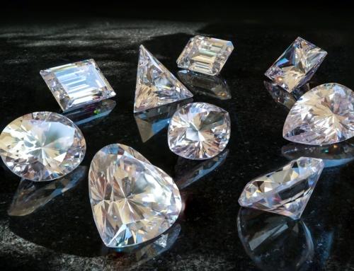 Diferentes formas y tallas que puede tener un diamante