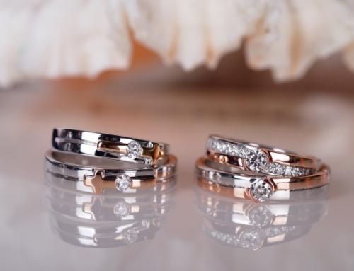 ¿Cómo limpiar tus anillos de diamantes?
