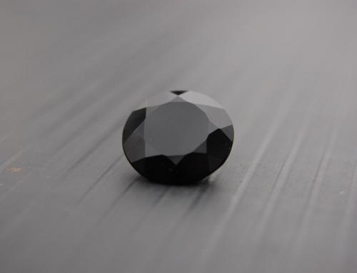Cómo saber si tu diamante negro es falso
