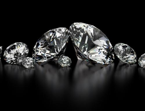 El Q-carbón, un material más brillante que los diamantes