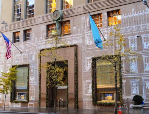 La firma Tiffany traslada más de 100.000 joyas con un despliegue de seguridad de más de 30 personas para recorrer escasos metros