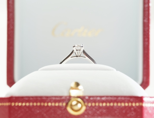 Anillos de diamantes Cartier: consejos de compra