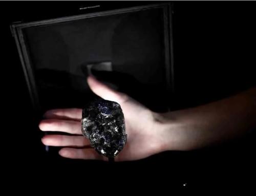 El segundo diamante más grande del planeta en bruto ahora pertenece a Louis Vuitton